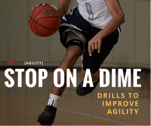 Better Agility: Stop on a dime