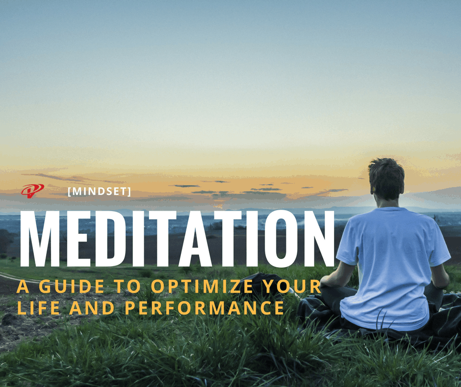 meditation to optimize performance