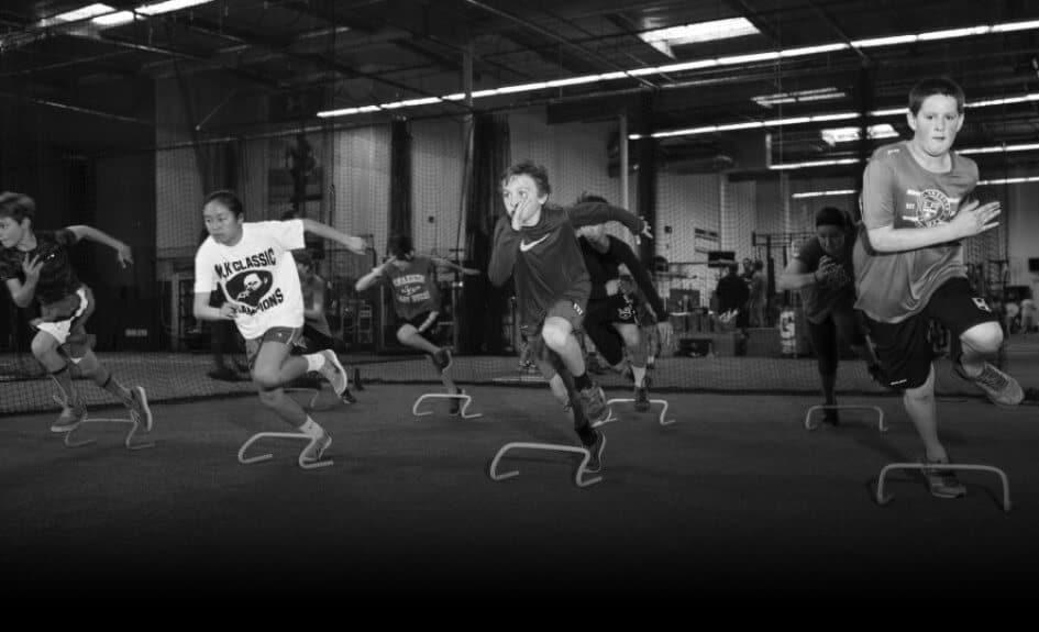 Youth athletic training