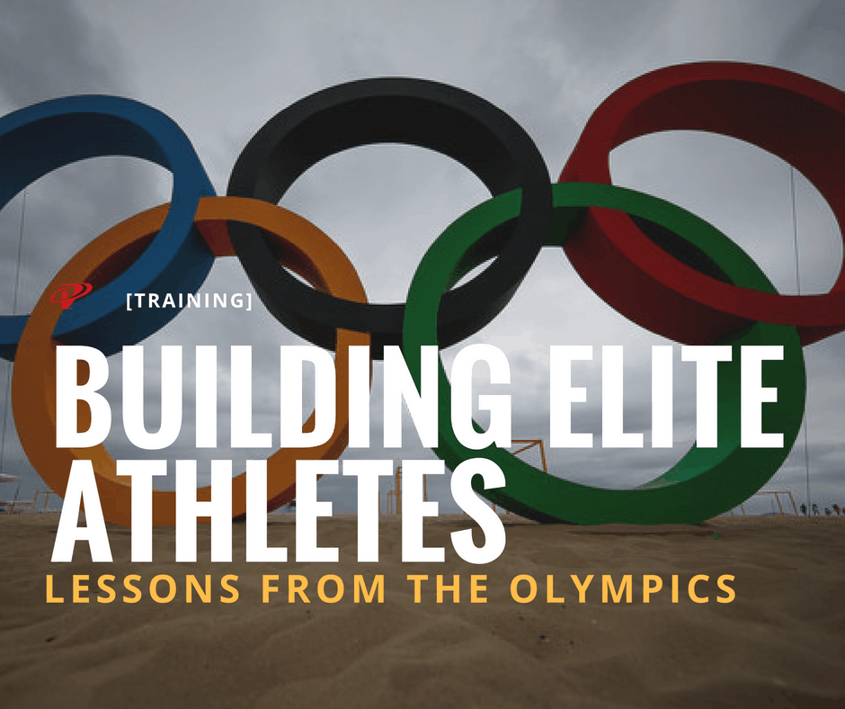 Lessons on building Olympic Athletes