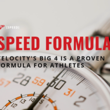 Big 4 Speed Formula Infographic