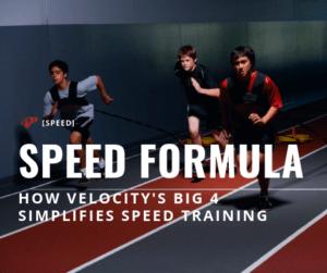 Velocity Speed Formula