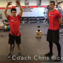 Band-Resisted Vertical Jump – Part 1