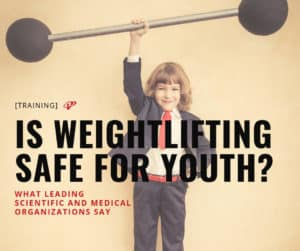 is Youth strength training safe
