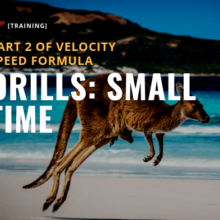 Velocity Speed Training Drills: Small Time