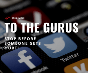 social media training gurus