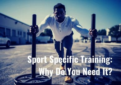 Do You Want Sport Specific Training