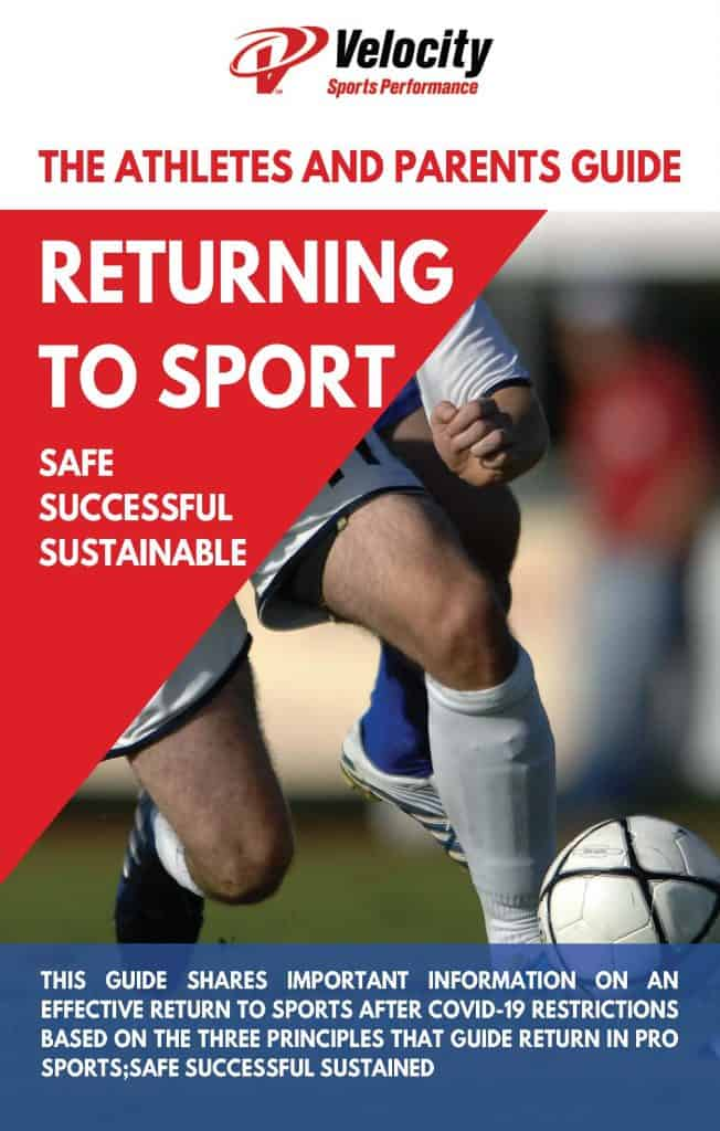 Athletes and parents guide for RETURNING TO SPORT after covid-19
