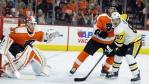 Winning Battles in Hockey