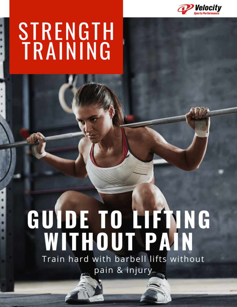 Guide To Weight Training Without Pain